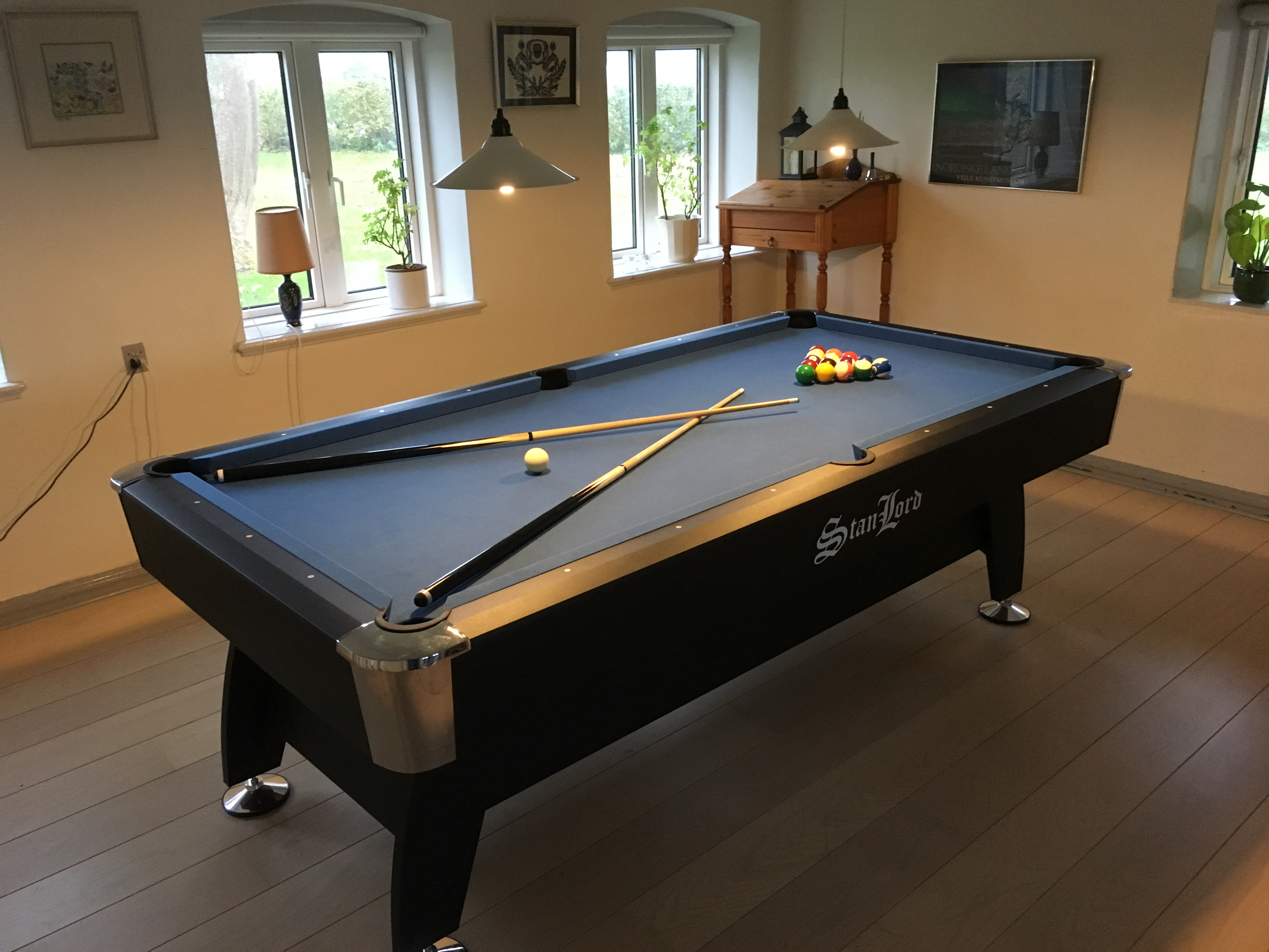 Pool bord